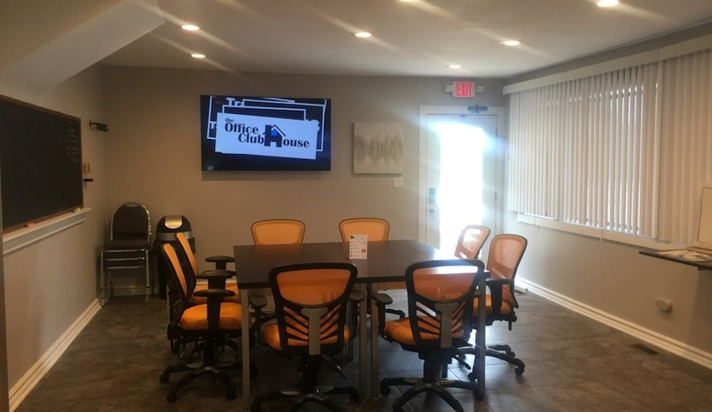 The Office Clubhouse